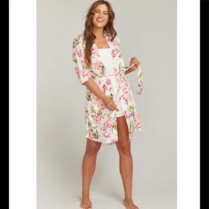 Show me your Mumu robe/coverup one size